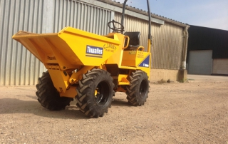 Norfolk plant hire