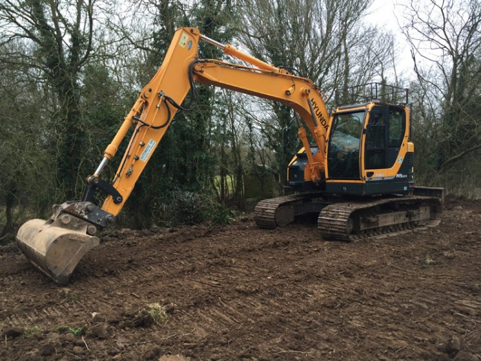Commercial, agricultural and domestic groundworks services in King's Lynn, Norfolk
